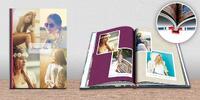 Fotokniha A4 na výšku, pevná vazba