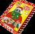 Zdravý adventní kalendář plný ovocných tyčinek