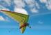 Vzhůru do oblak: tandemové létání na rogalu