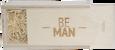 Skleněný motýlek BeMan: elegantní doplněk pro muže i ženy