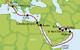 18denní plavba napříč Středomořím až do Dubaje