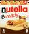 Křupavé tyčinky Nutella Ferrero B-ready