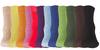 Pastelové ponožky české výroby pro celou rodinu