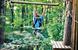 Vstupy do lanového centra Jungle Park