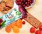Zdravé a šťavnaté ovocné tyčinky Pharmind