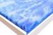 Batikovaná froté prostěradla: 90 a 180 x 200 cm