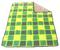 Piknikové deky s alu fólií, která ochrání před chladem a mokrem