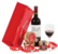 Dárkové koše plné dobrot: teriny, víno i čokoláda