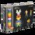 Svítící kostky Light Stax kompatibilní s LEGO®